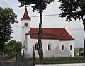 Perín-Chym, Rímskokatolícky Kostol svätého Štefana Uhorského v časti Chym.jpg