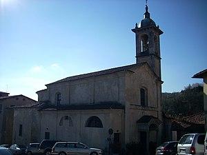 La Valletta Brianza - Church of Perego.