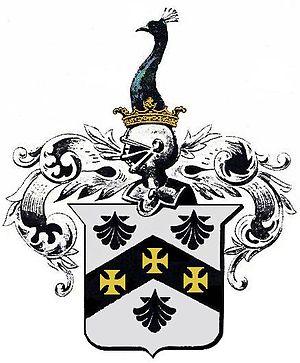 Daniel Perrin - Coat of Arms