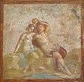Perseo e andromeda con testa della gorgone medusa, da casa dei capitelli colorati a pompei, 8996.jpg