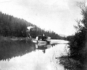 Pert (steamboat) at Canal Flats 1894.JPG