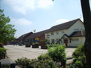 Perton a village located in South Staffordshire, United Kingdom