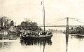 Pessac Gabare pour transport de tonneaux sur la Dordogne.jpg