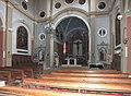 Petersakirche Stari Grad, Kirchenraum und Blick zum Chor, 2017-06-06, ama fec.jpeg