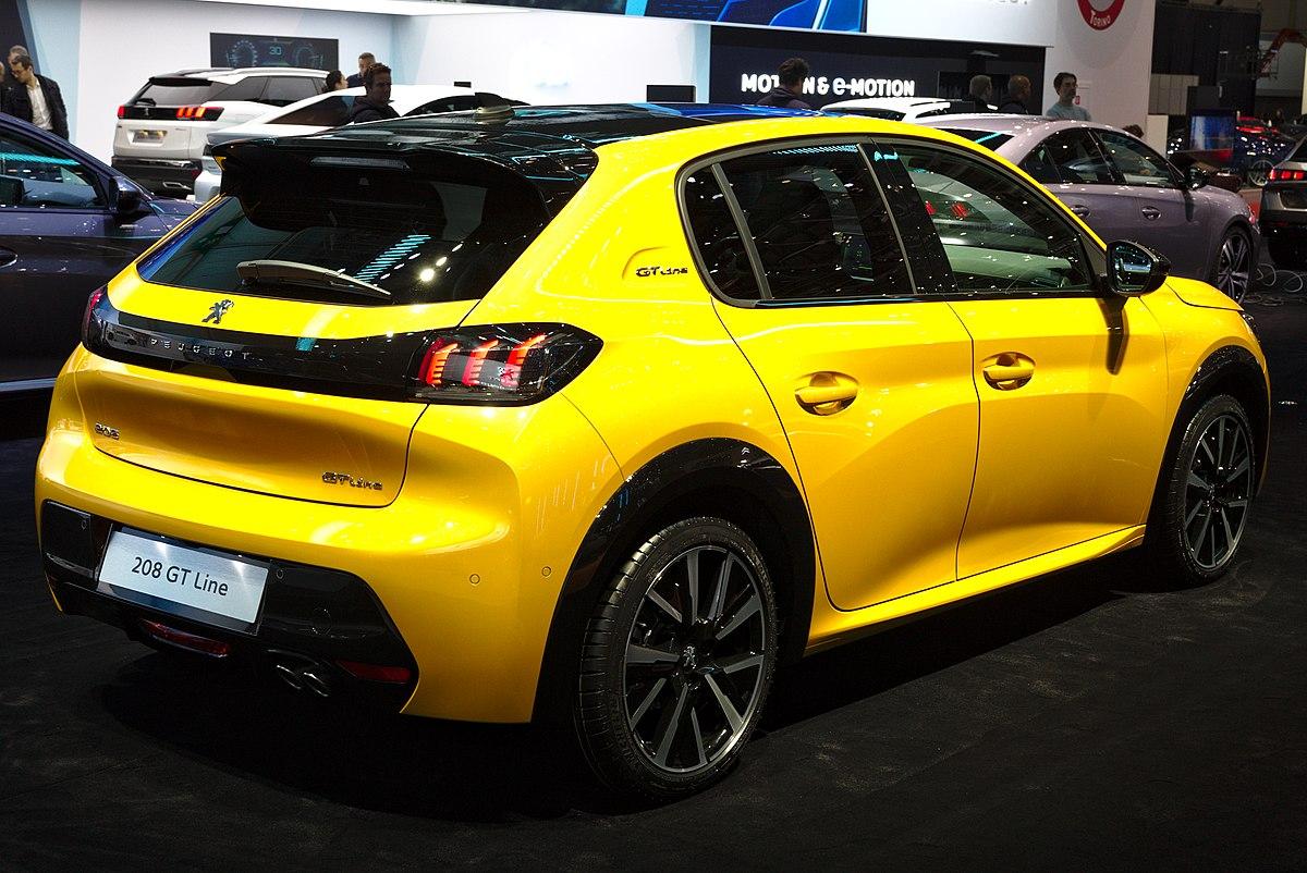 Peugeot 208 II