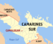 Ph locator camarines sur camaligan.png