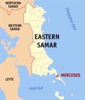 Mercedes, Eastern Samar Municipality in Eastern Visayas, Philippines