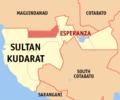 Ph locator sultan kudarat esperanza.png
