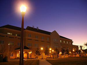 Texas A&M University System - Image: Pharmacy and Business buildings, Texas A&M University Kingsville 20060129