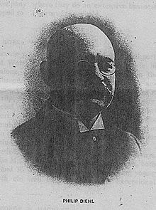 Philip Diehl Inventor Wikipedia