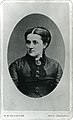 Photograph of carte de visite of Eliza Faris O'Flaherty (mother of Kate Chopin), 1875.jpg