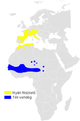 Phylloscopus bonelli distribution map.png