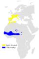 Phylloscopus bonelli distribution map.png