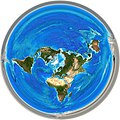 Physical world map in Hellerick triaxial boreal projection.jpg