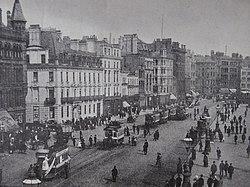Piccadilly Gardens, Manchester in 1889.jpg