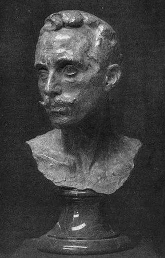 Furio Piccirilli - Bust of Furio Piccirilli by Attilio Piccirilli