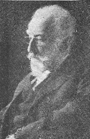 Pierce Charles de Lacy O'Mahony - Pierce Charles de Lacy O'Mahony