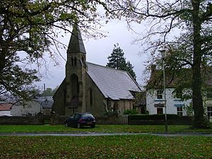 Piercebridge - Image: Piercebridge St Marys Church 001
