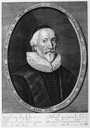 Pierre Du Moulin - Pierre Dumoulin (Cornelis Danckerts the Elder, 1630s)