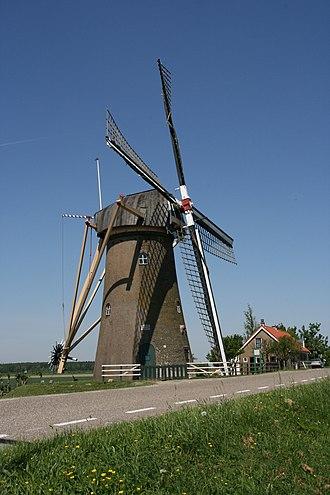 Piershil - Windmill Simonia