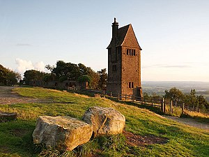 Listed buildings in Rivington - Image: Pigeon Tower in Rivington geograph.org.uk 501205