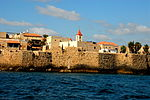 PikiWiki Israel 16825 akko from the sea panoramic picture.JPG