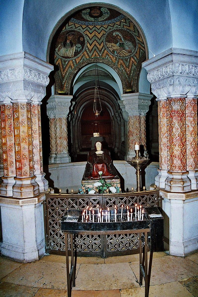 ירושלים כנסיית הדורמיציון