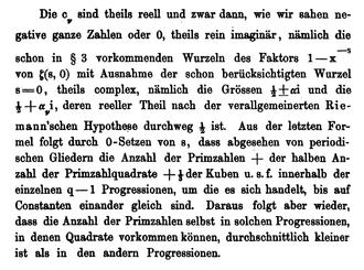 Adolf Piltz - In Piltz's habilitation thesis (1884) the generalized Riemann hypothesis is mentioned.