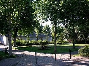 Alkersum - A park in Alkersum
