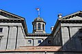Pioneer Courthouse - portion of west facade, 2013.jpg