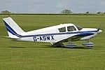 Piper PA28-180 Cherokee 'G-ASWX' (41744254312).jpg