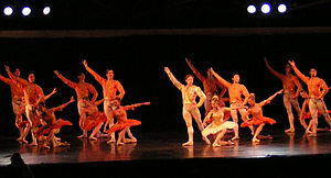 English: Picture of Pittsburgh Ballet Theatre ...