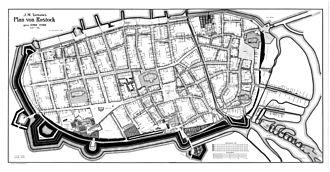 Rostock - Rostock 1780-90