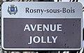 Plaque Avenue Jolly - Rosny-sous-Bois (FR93) - 2021-04-15 - 1.jpg