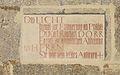 Plaque for Karl Raphael Dorr, St. Stephen's cathedral 03.jpg