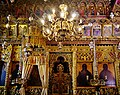 Platres Kloster Trooditissa Katholikon Innen Ikonostase 7.jpg