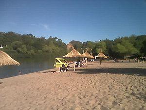 Durazno - El Sauzal beach.