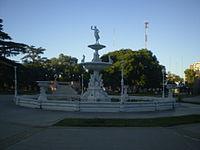 Plaza 25 de Mayo Chivilcoy Argentina.JPG