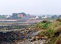 Plouguerneau Plage de Saint Cava à marée basse,.jpg