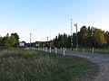 Podlaskie - Narewka - Planta - Przejazd LK31xDW687 20110910 01.JPG
