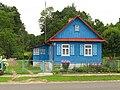 Podlaskie - Zabłudów - Ryboły - Ryboły 83 - dom - front.JPG