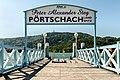 Poertschach Halbinselpromenade Schiffsanlegestelle Landspitz 27052017 8881.jpg