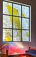 Poertschach Kirchplatz 8 Heilandskirche Glasfenster im Osten 11062013 3110.jpg