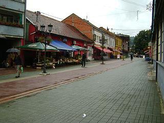 Gračanica, Bosnia and Herzegovina Town and municipality in The Federation, Bosnia and Herzegovina