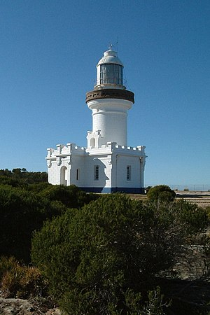 Point Perpendicular Light - Point Perpendicular Lighthouse