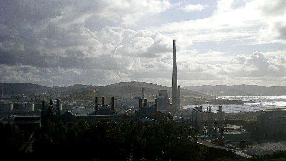 Polígono industrial de Sabón, Oseiro, Arteixo