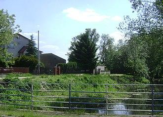 Obórki, Piaseczno County - Image: Poland. Gmina Konstancin Jeziorna. Obórki 002