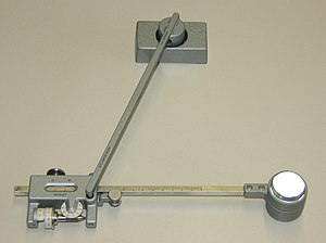 Planimeter - Polar planimeter