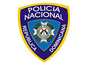 Dominican Republic National Police - Image: Policia Nacional Republica Dominicana emblem