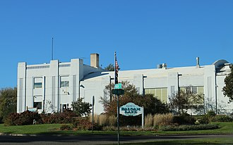 Polk County, Wisconsin - Image: Polk County Wisconsin Courthouse